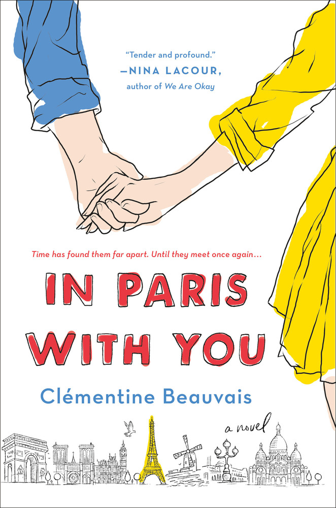 Image result for in paris with you cover