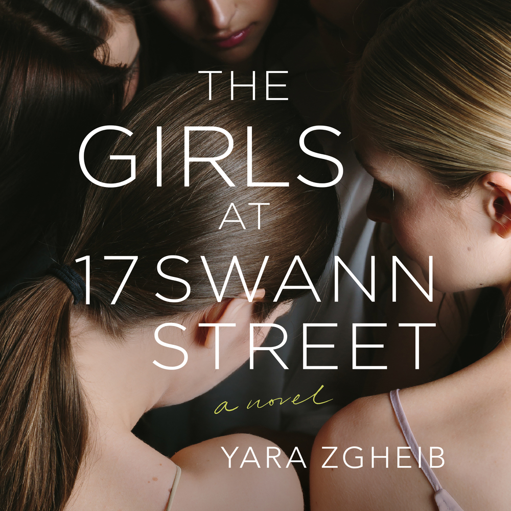 The Girls at 17 Swann Street digital audiobook