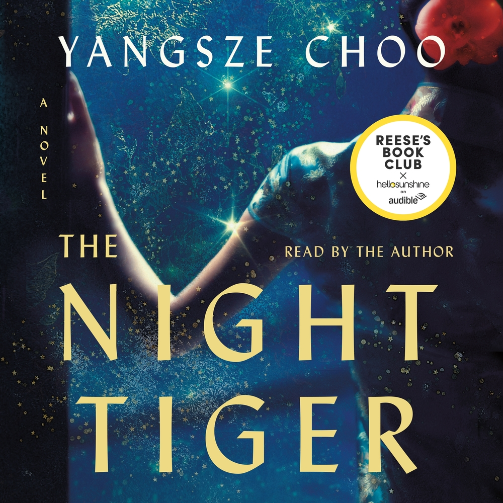 The Night Tiger digital audiobook