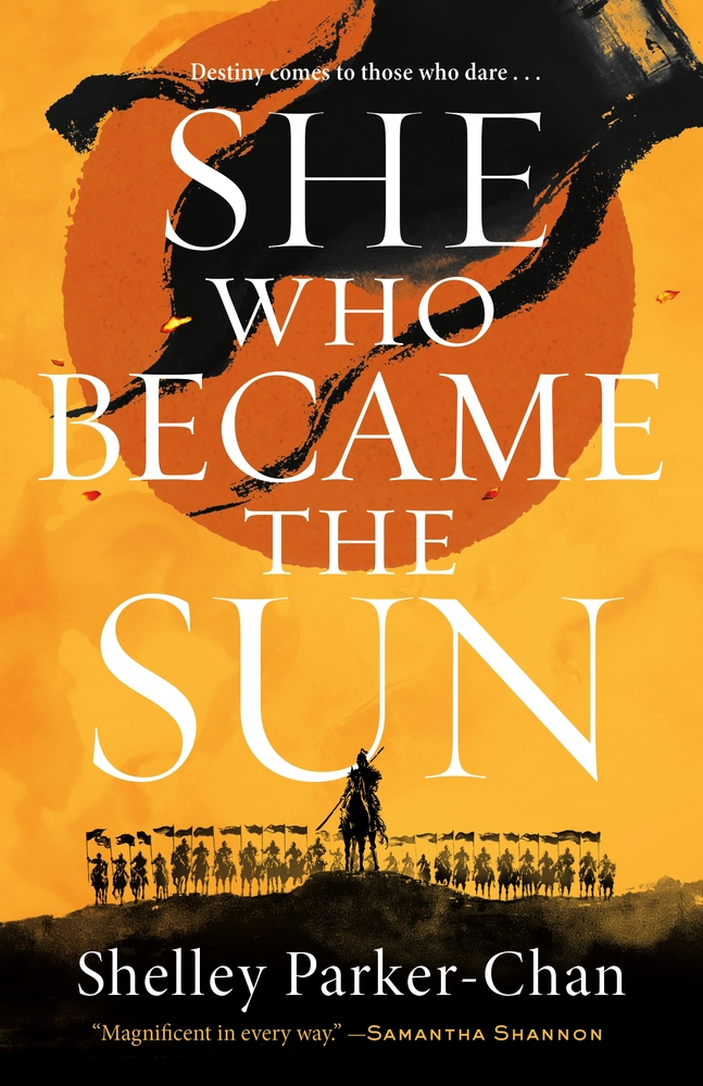 She Who Became the Sun | Shelley Parker-Chan | Macmillan