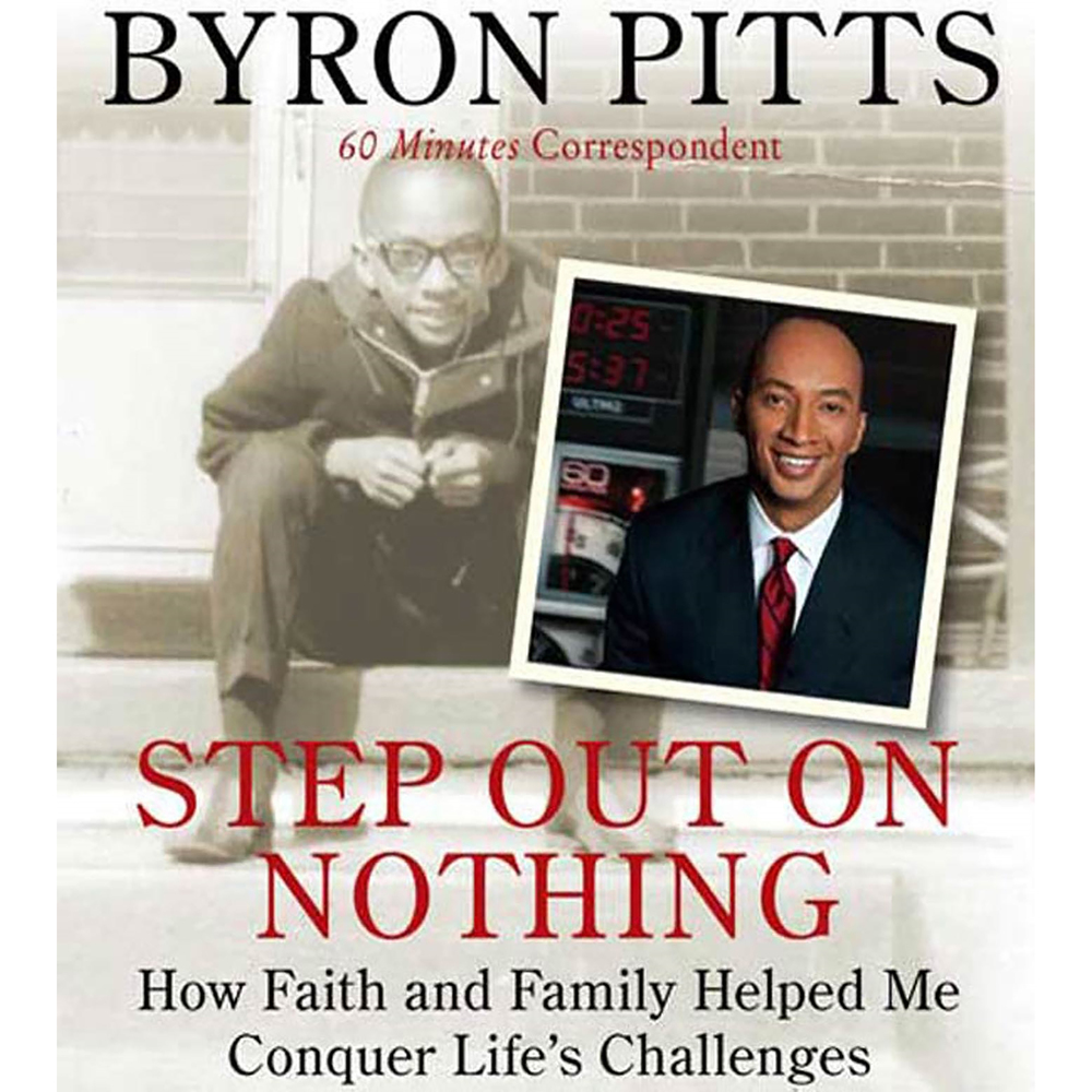step out on nothing Download or stream step out on nothing by byron pitts get 50% off this audiobook at the audiobooksnow online audio book store and download or stream it right to your computer, smartphone or tablet.