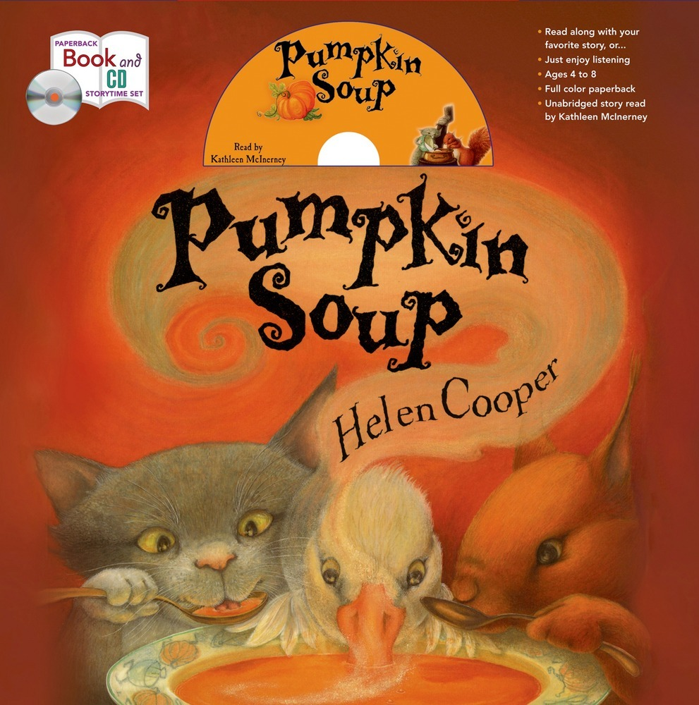 Pumpkin Soup Storytime Set