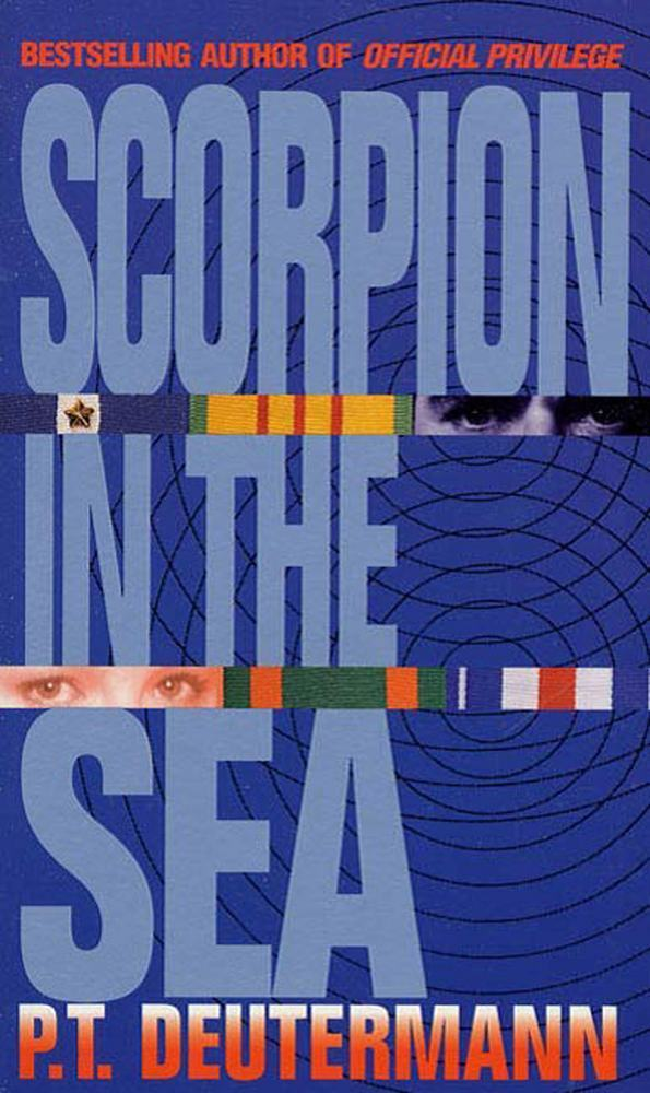 Scorpion in the Sea