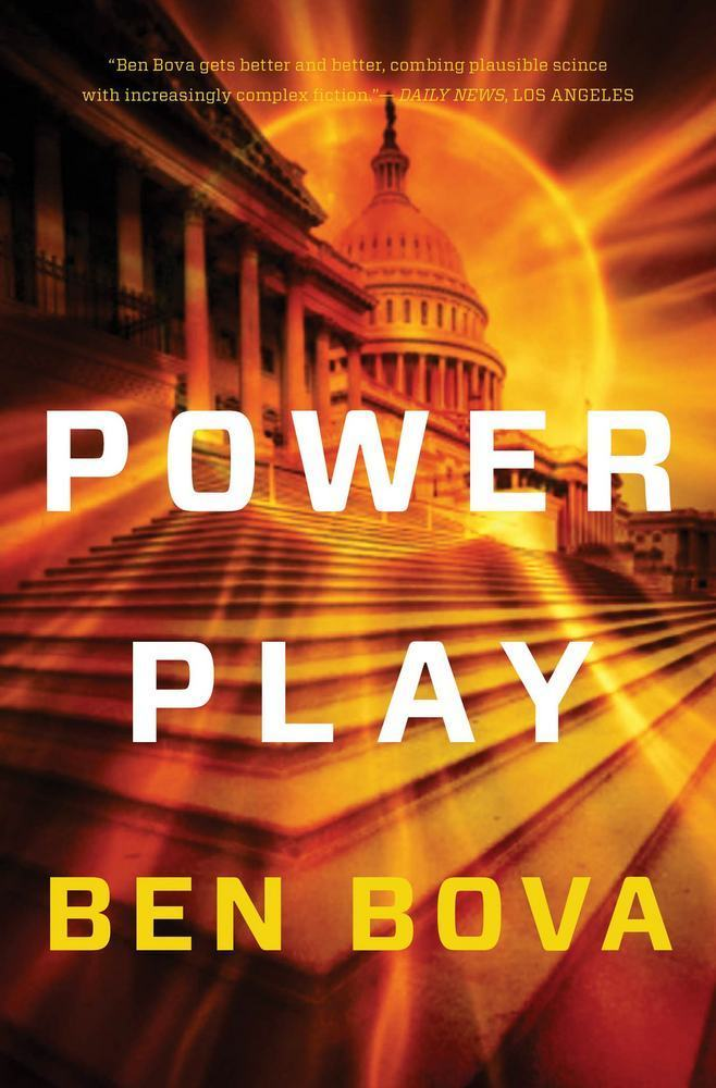 Power Play by Ben Bova