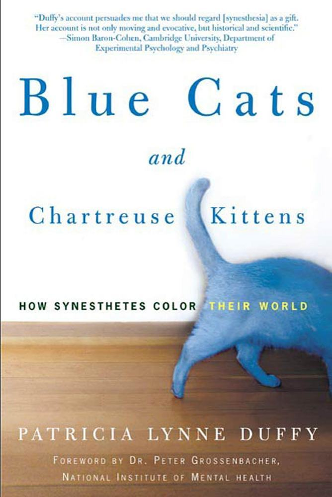 Blue Cats and Chartreuse Kittens