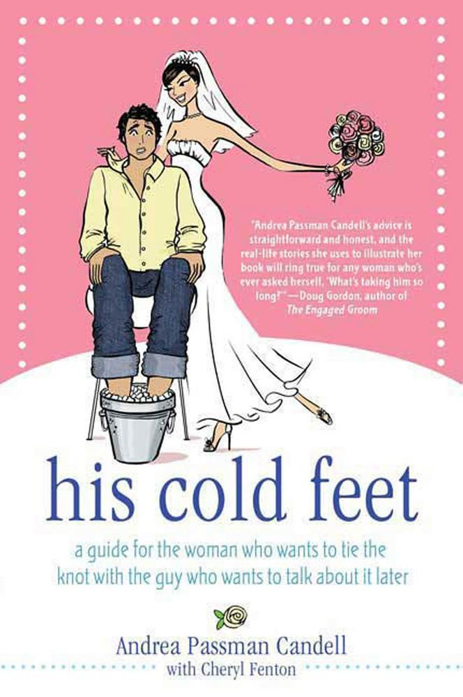 His Cold Feet