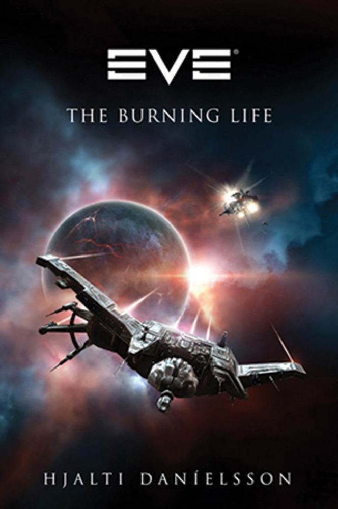 EVE: The Burning Life by Hjalti Danielsson