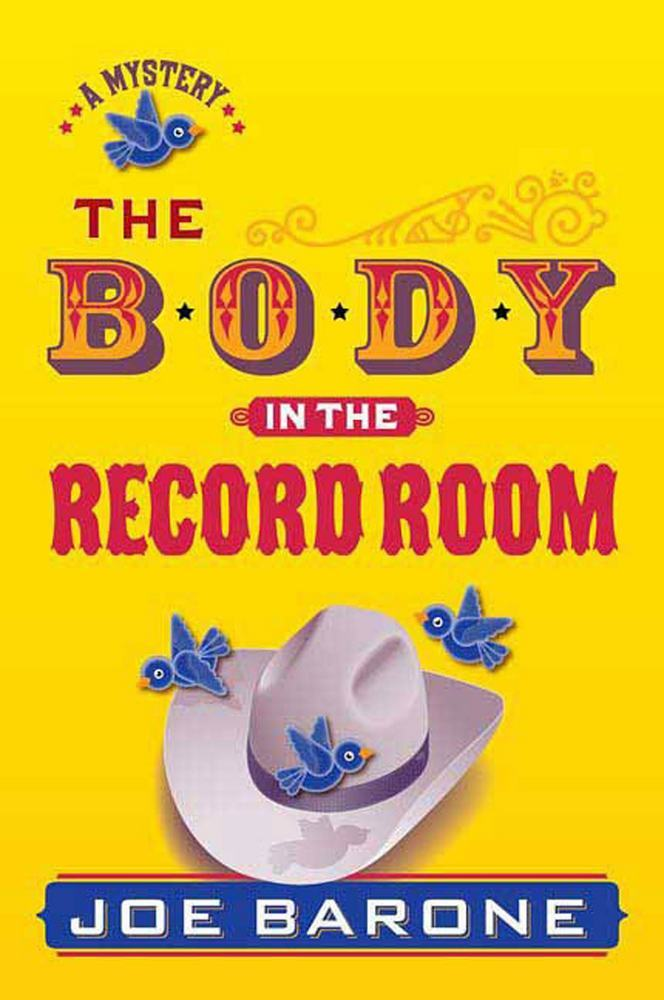 The Body in the Record Room