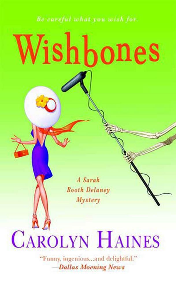 Wishbones by Carolyn Haines