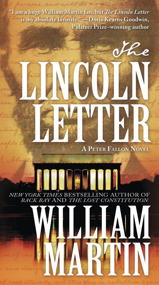 Lincoln Letter by William Martin