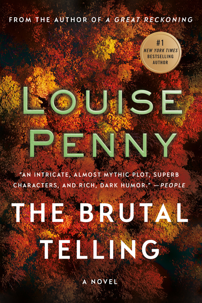 A Brutal Telling by Louise Penny