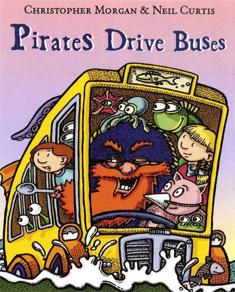 Pirates Drive Buses