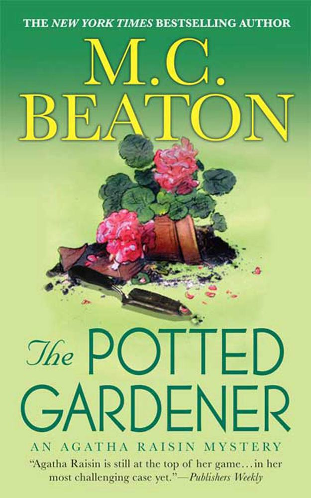 The Potted Gardener by M. C. Beaton