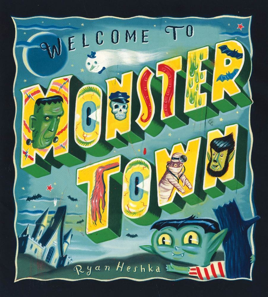 Welcome to Monster Town