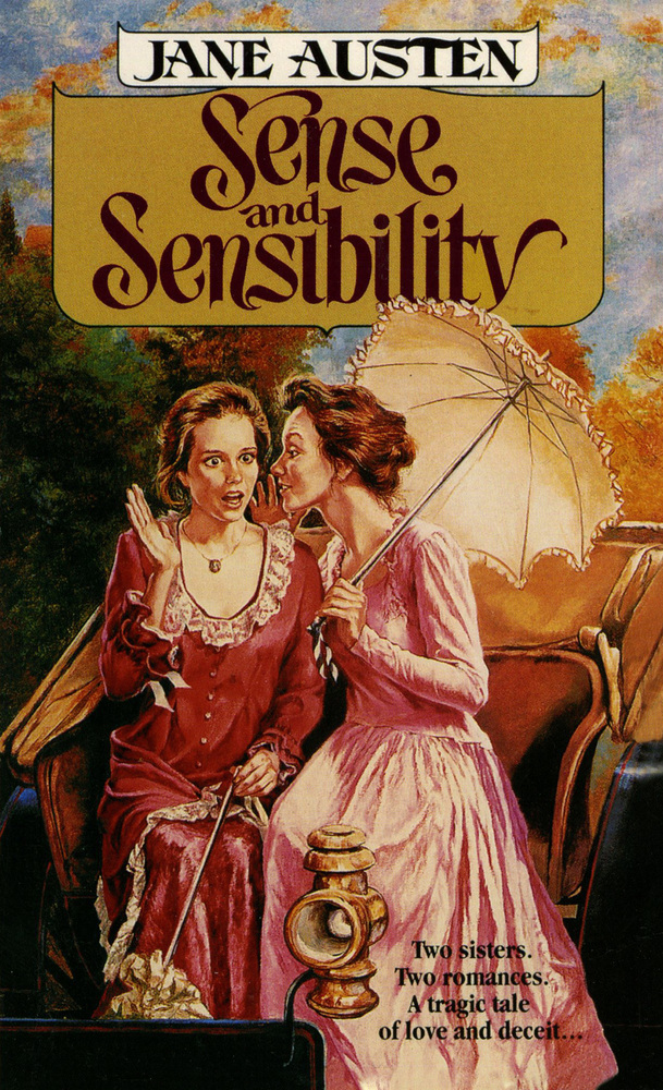 Image result for sense and sensibility original book cover