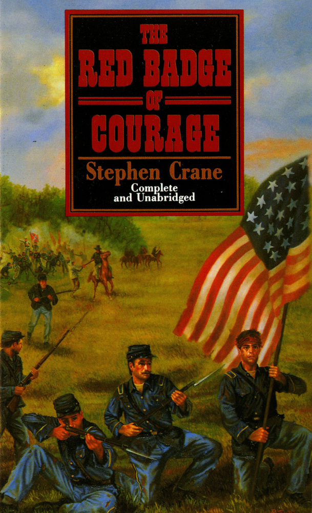 a story of henry fleming in red badge of courage by stephen crane The red badge of courage has been called a coming-of-age story, but does henry fleming really grow up by the end of the novel where are there so few women in the novel and are the few that are in it presented in a positive light.