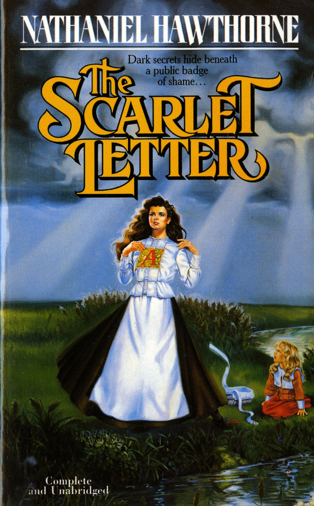 The Scarlet Letter Nathaniel Hawthorne Macmillan