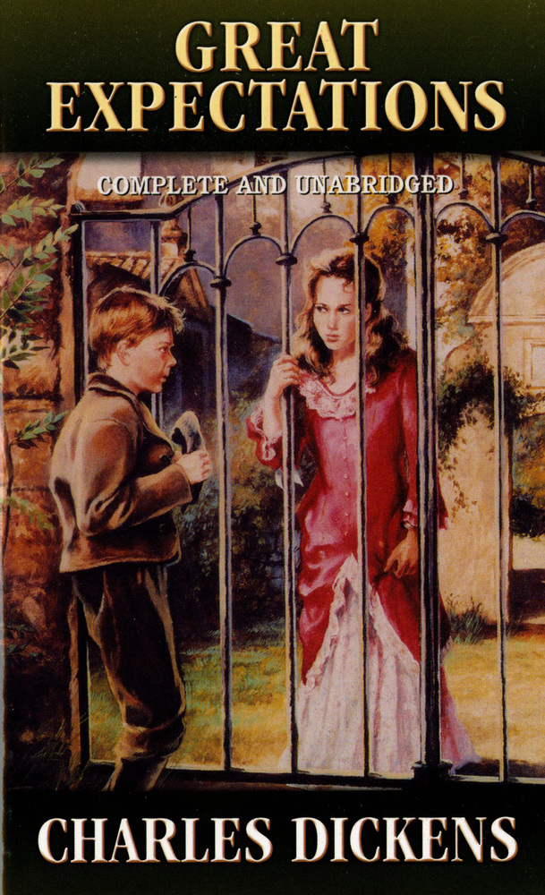 the great ambitions and hopes of pip in the novel great expectations by charles dickens The victorian novel entitled great expectations expectations (1860-61), by charles dickens the novel seems to suggest pip's hopes for.