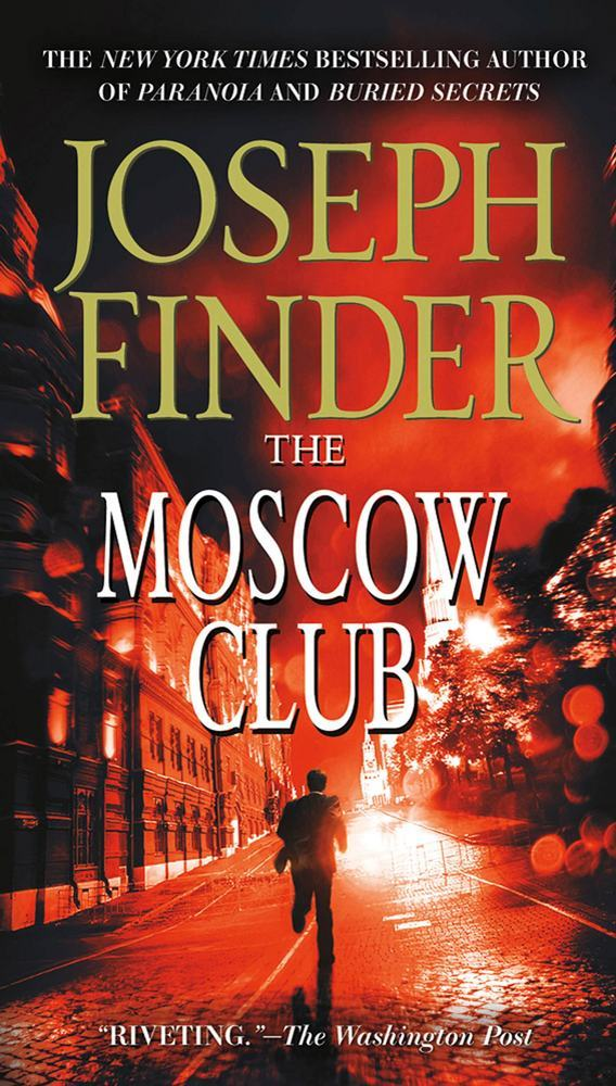 The Moscow Club by Joseph Finder