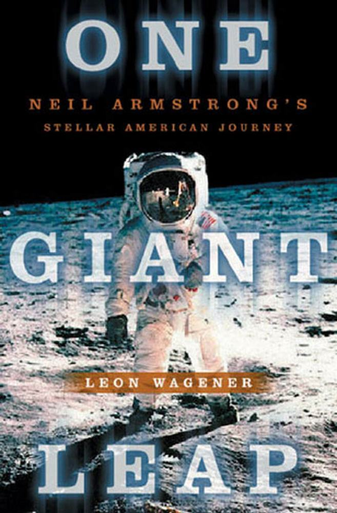 One Giant Leap by Leon Wagener