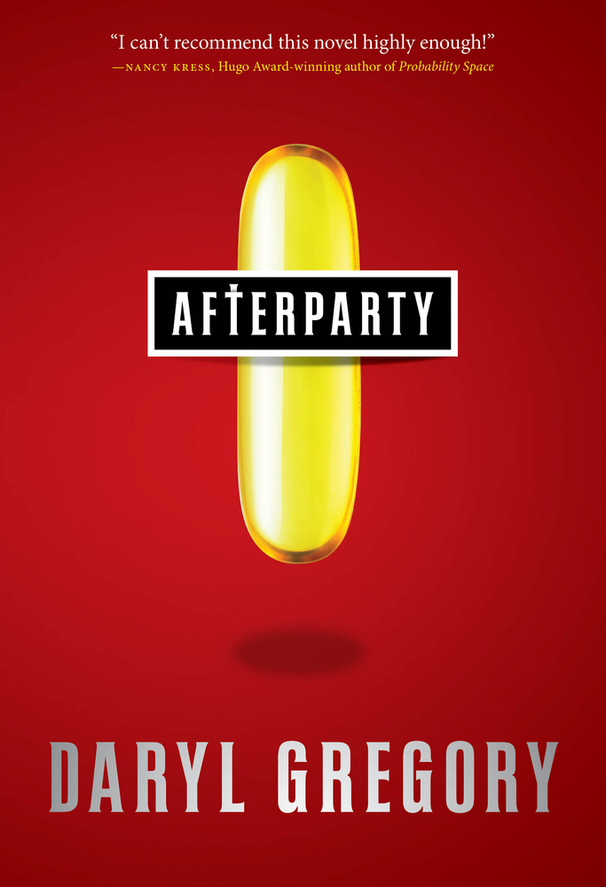 Afterparty by Daryl Gregory