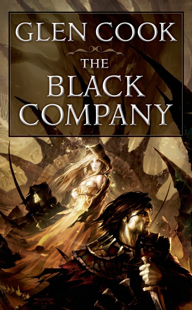 The Black Company by Glen Cook