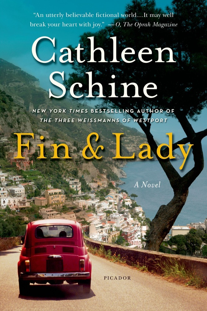 Fin & Lady by Cathleen Schine