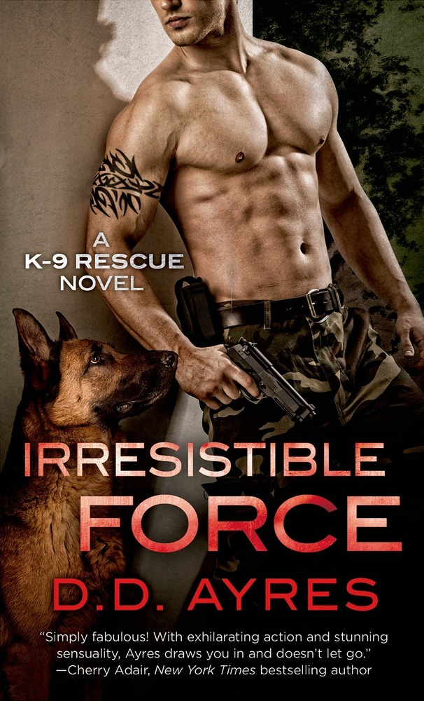 Irresistible Force by D. D. Ayres