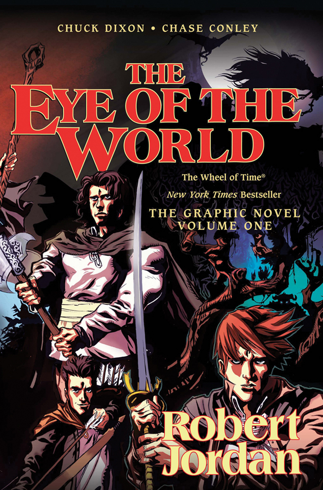 The Eye of the World: The Graphic Novel, Volume One by Robert Jordan