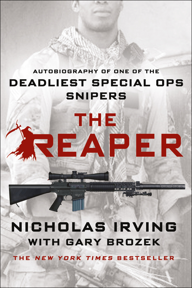 The Reaper by Nicholas Irving and Gary Brozek