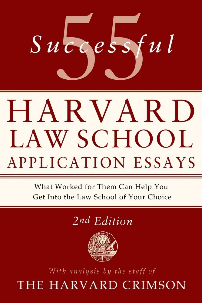 55 Successful harvard law by The Staff of the Harvard Crimson