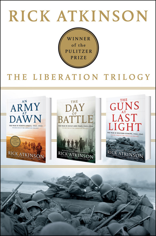 The Liberation Trilogy Box Set