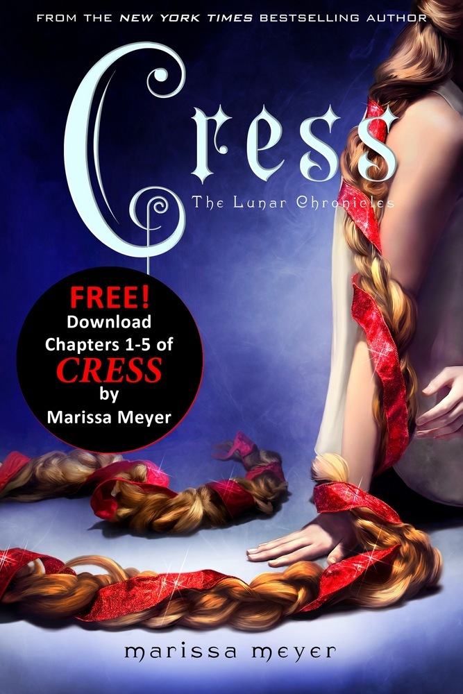 Cress, Chapters 1-5