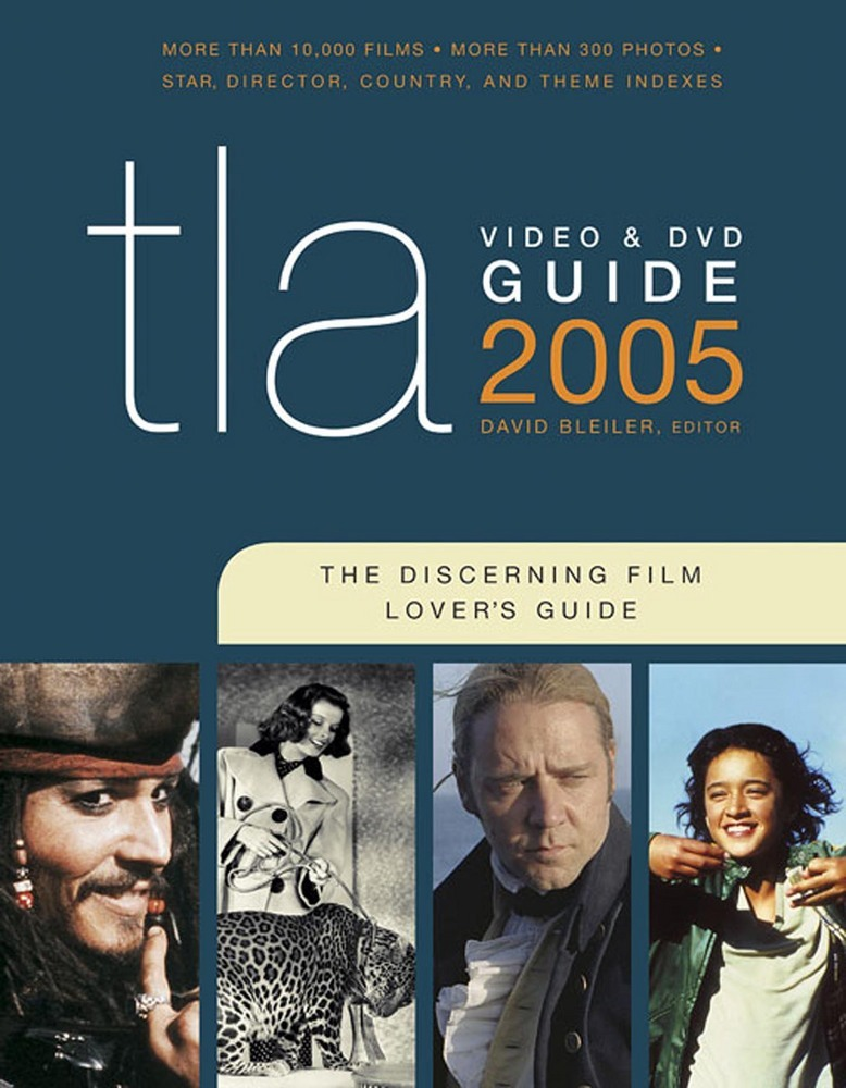 TLA Video & DVD Guide 2005