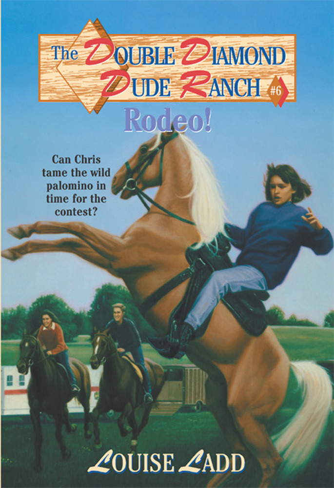 Double Diamond Dude Ranch #6 - Rodeo