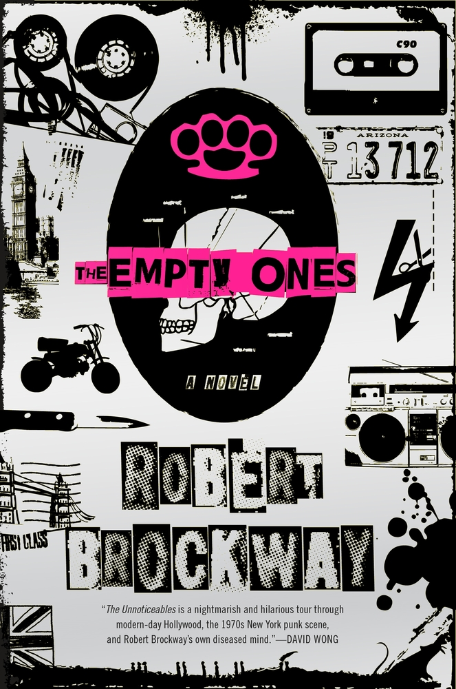 The Empty Ones by Robert Brockway