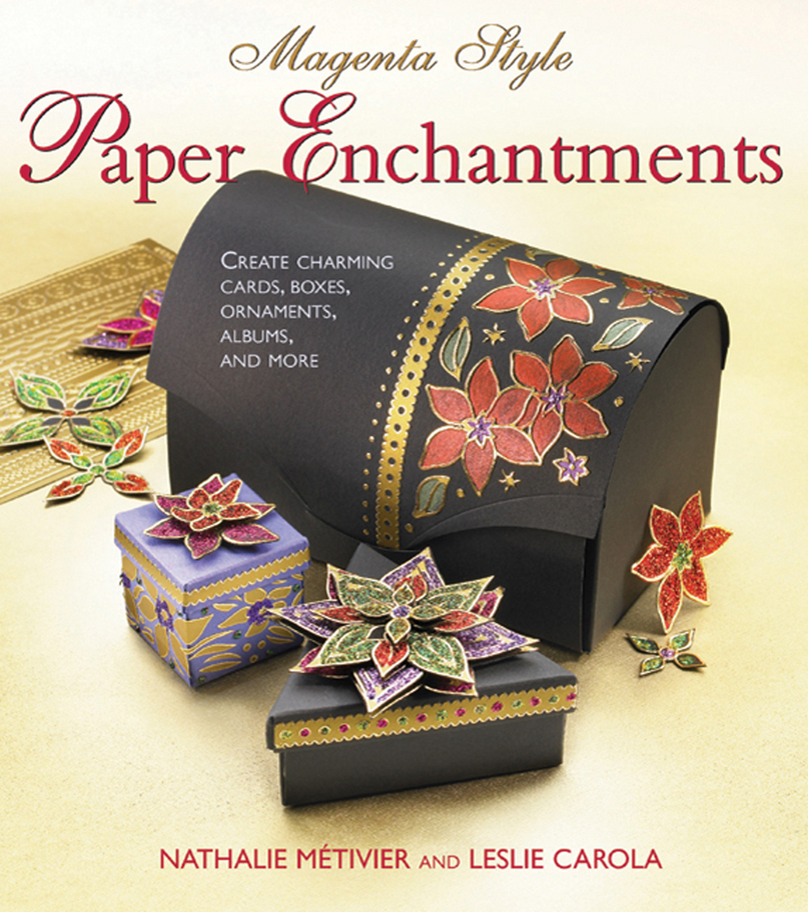 Magenta Style Paper Enchantments