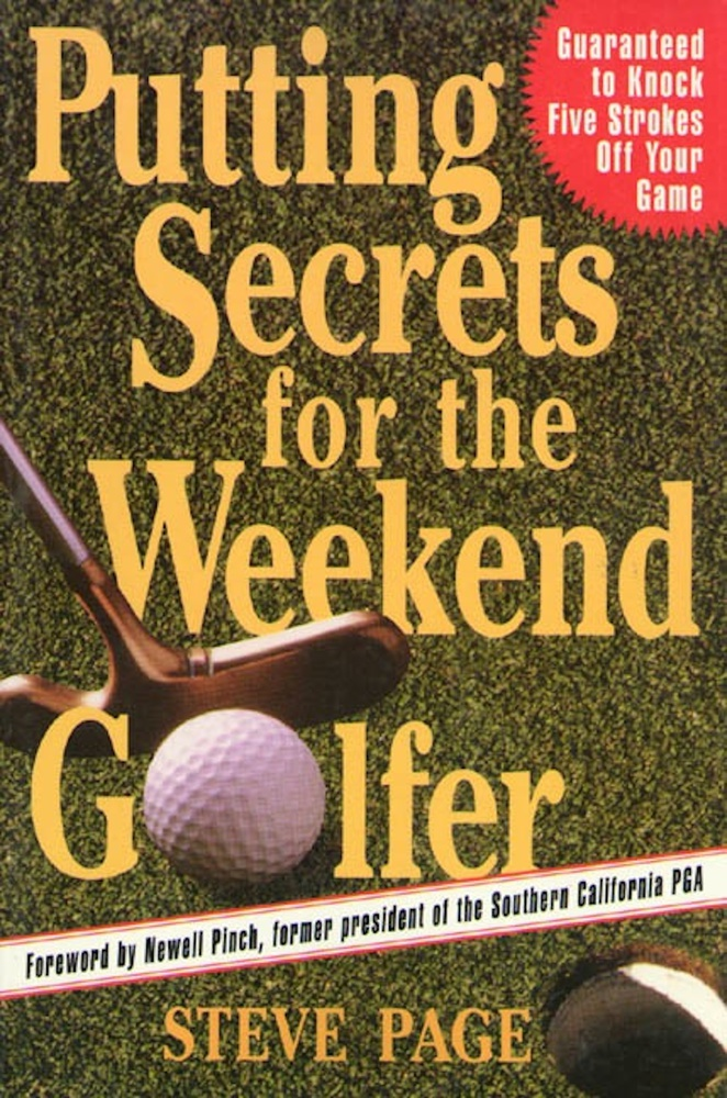 Putting Secrets for the Weekend Golfer