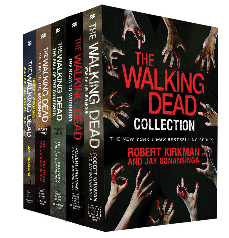Image result for walking dead books