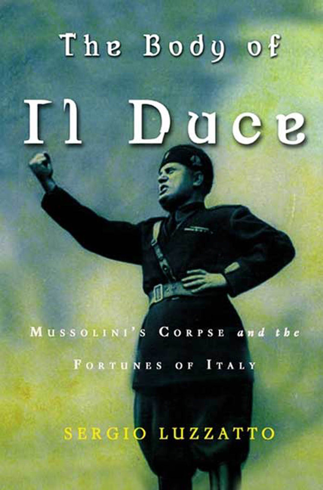 The Body of Il Duce
