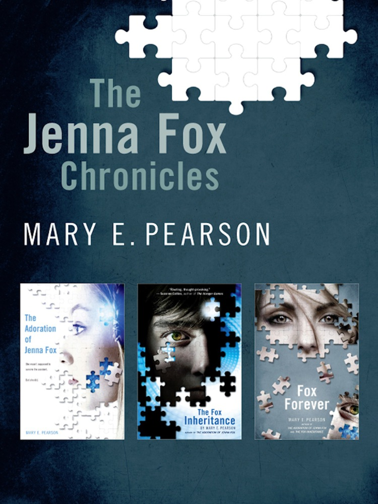 the adoration of jenna fox essay Free essay: the the adoration of jenna fox by: mary e pearson pages 1-50 jenna fox has just woken up from a coma after an accident she wasn't supposed to.