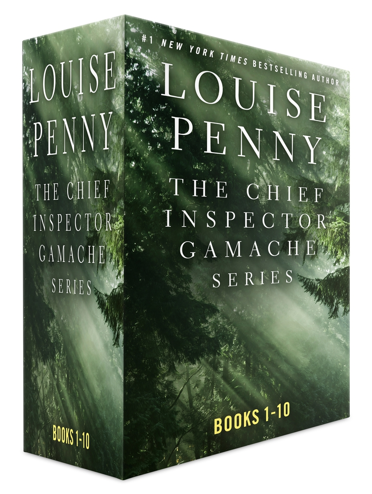 The Chief Inspector Gamache Series Books 1 10 Louise Penny