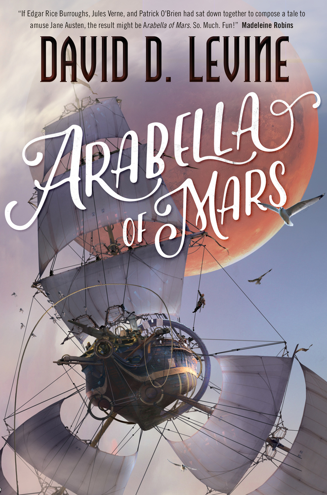 Arabella of Mars