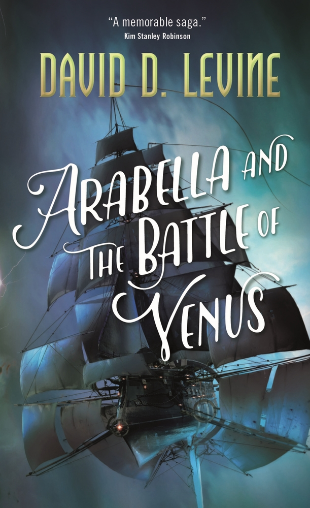 Arabella and the Battle of Venus