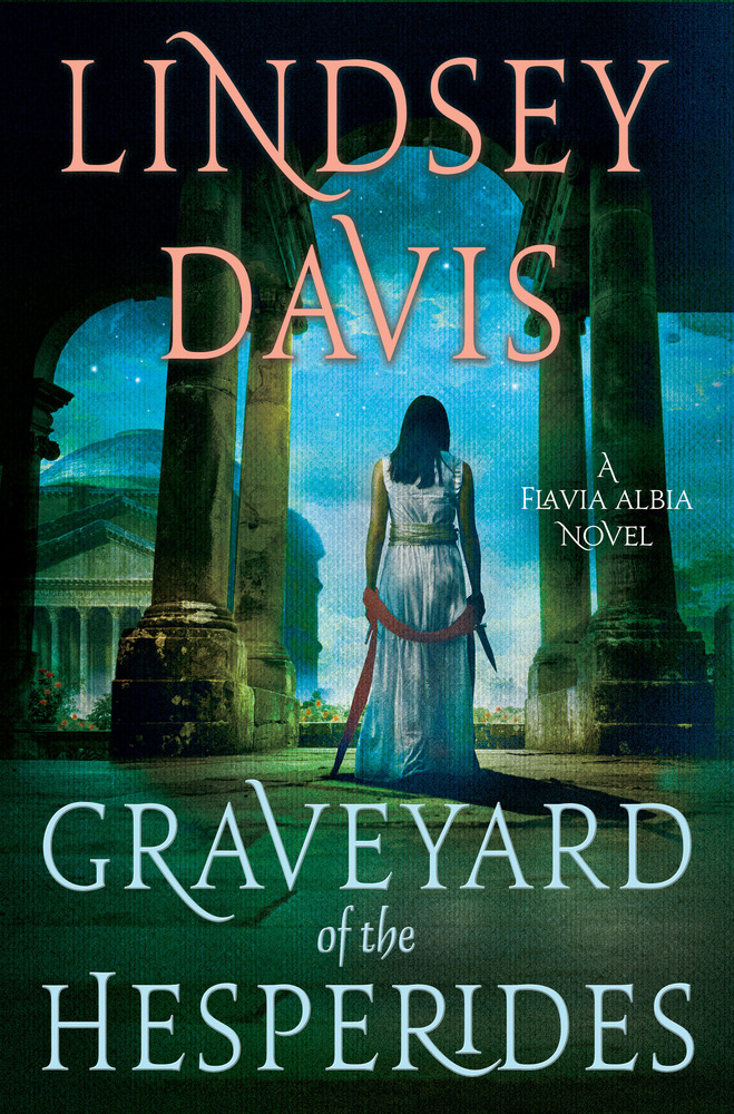 The Graveyard of the Hesperides by Lindsey Davis
