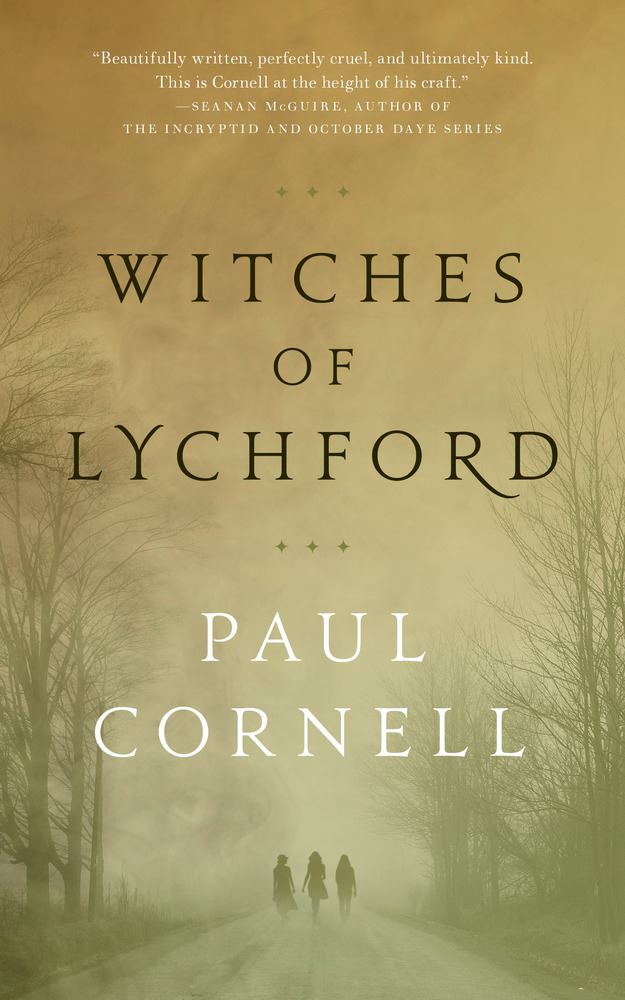 Witches of Lychford by Paul Cornell