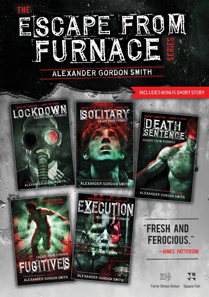 The Escape from Furnace Series