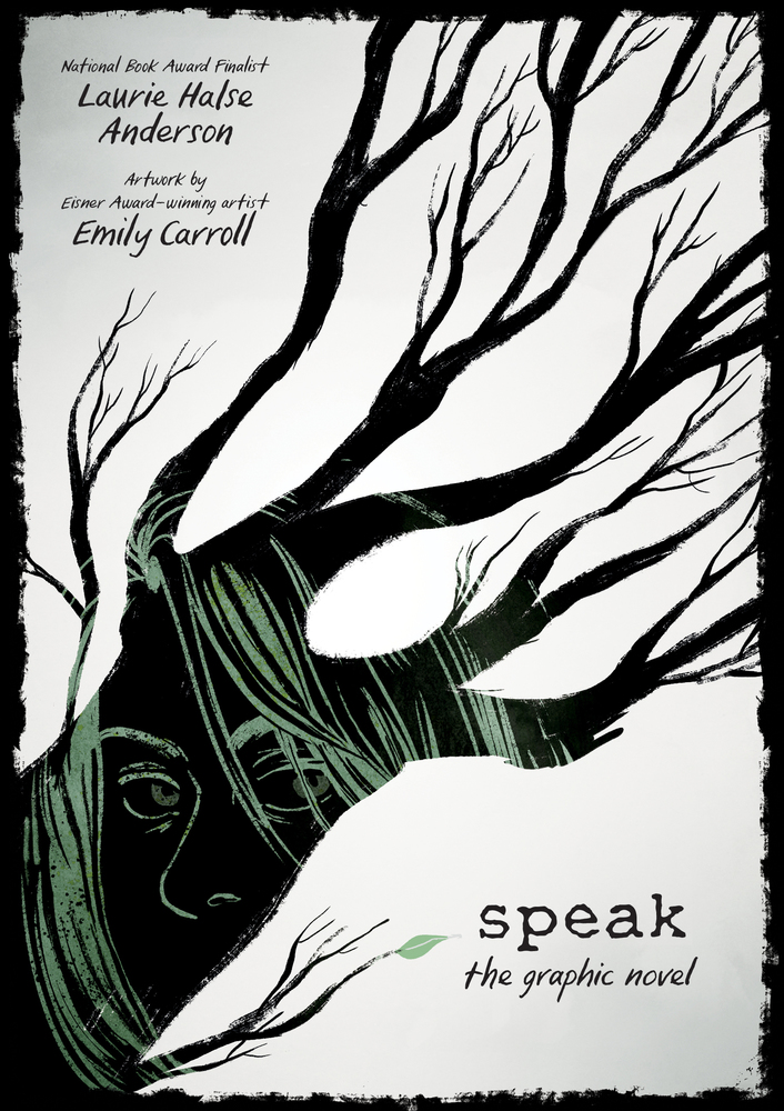 College Media Network Laurie Halse Anderson's 'Speak' Becomes a Graphic Novel