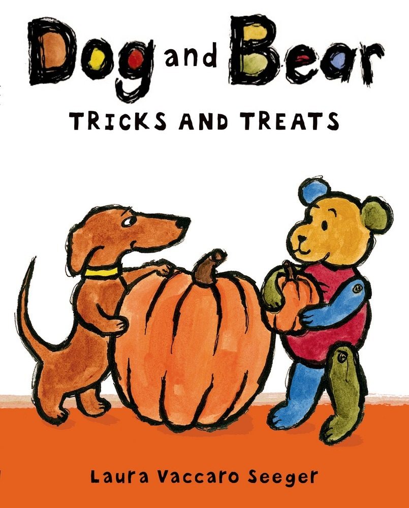 Dog and Bear: Tricks and Treats