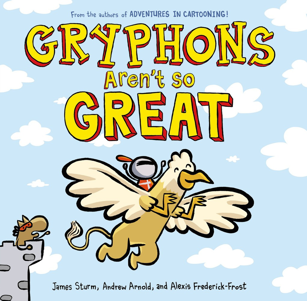 Gryphons Aren't So Great